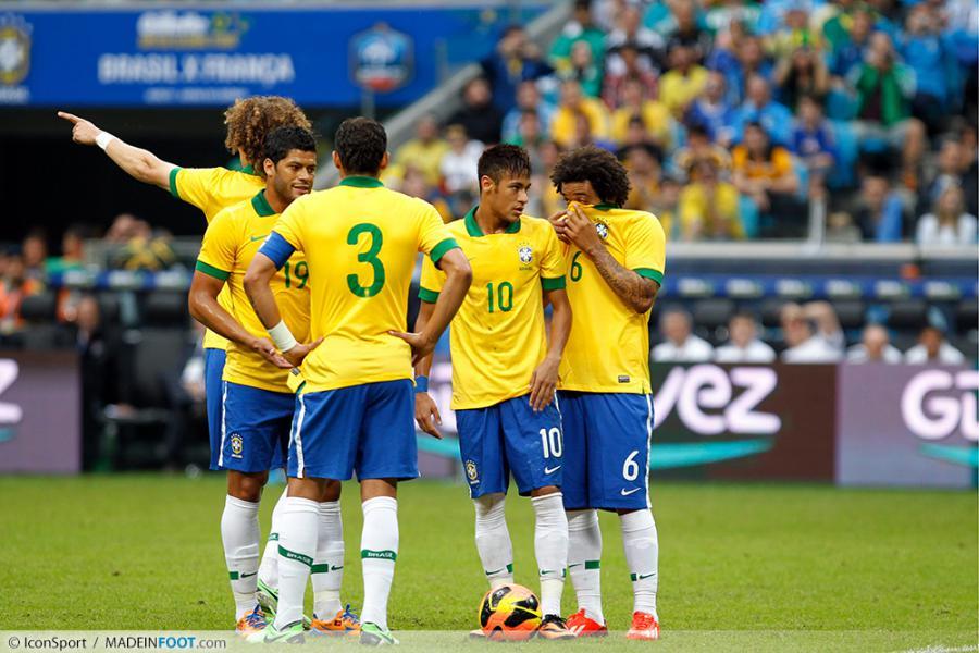 Brésil - Football