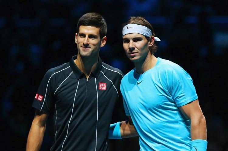 Finale Roland Garros 2014: Novak Djokovic Vs Rafael Nadal