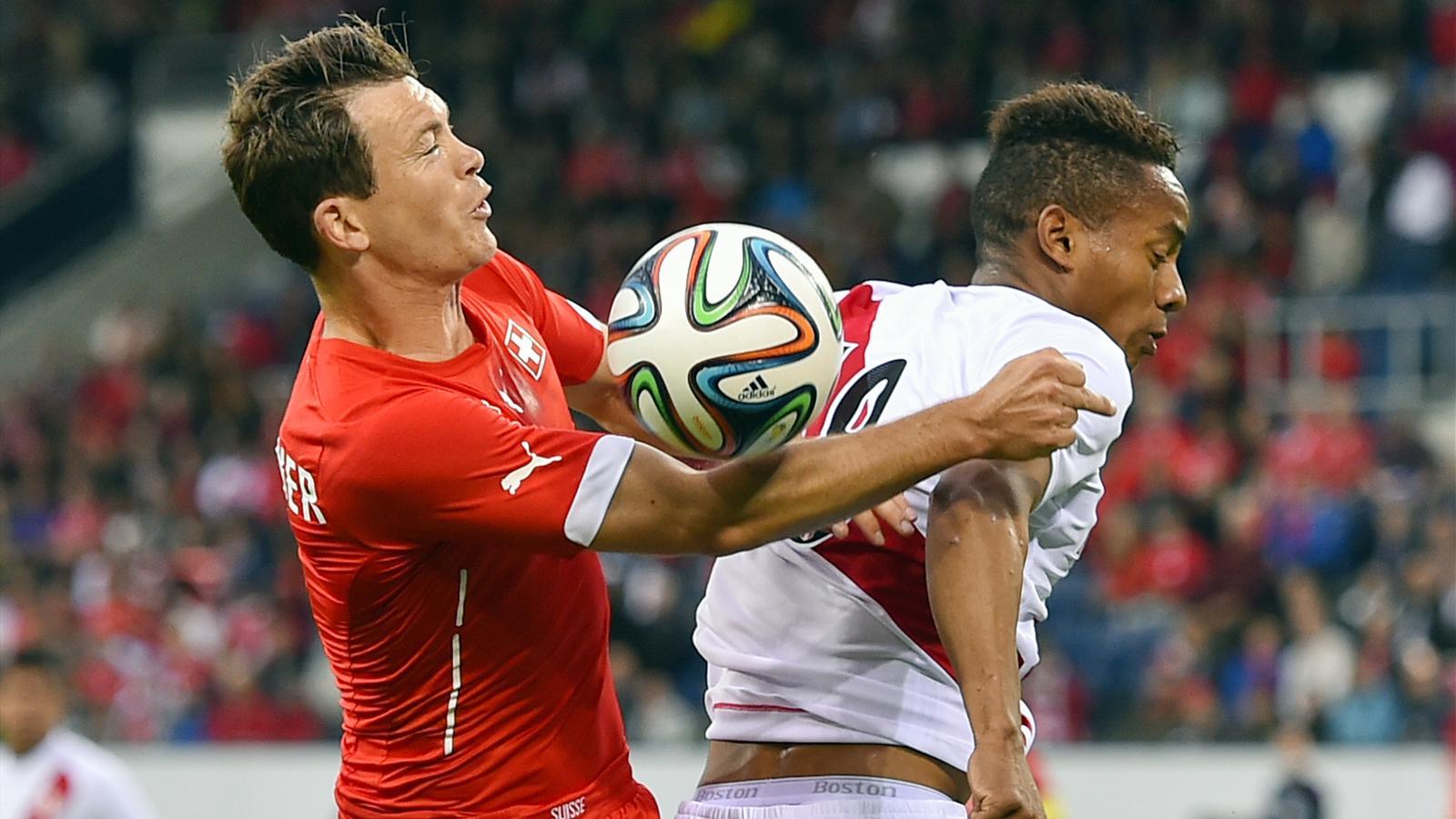 Match Suisse Vs Perou
