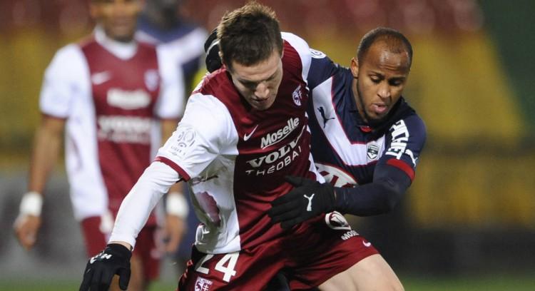 FC Metz vs Girondins de Bordeaux
