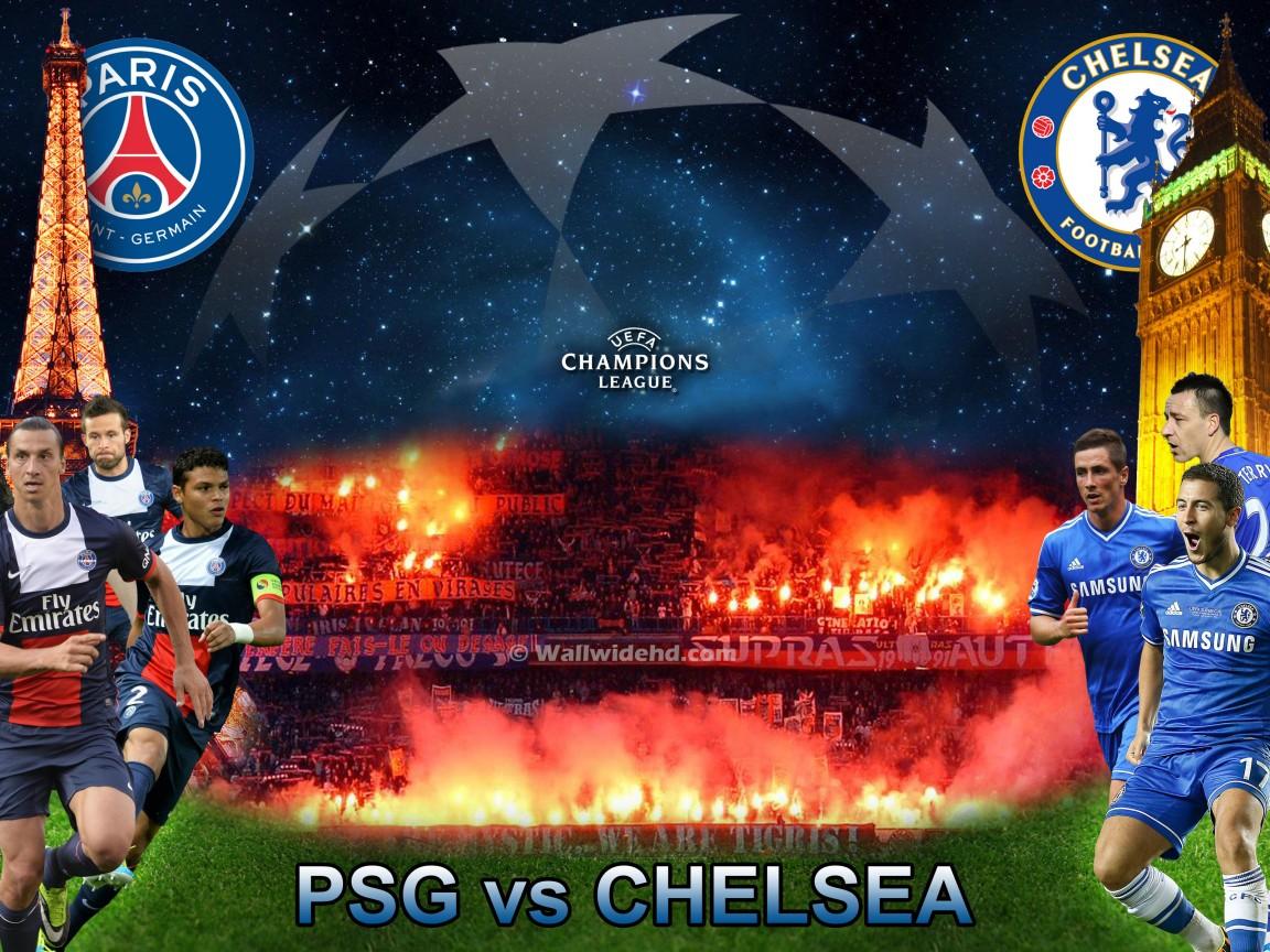 L'incident raciste lié au match PSG-Chelsea