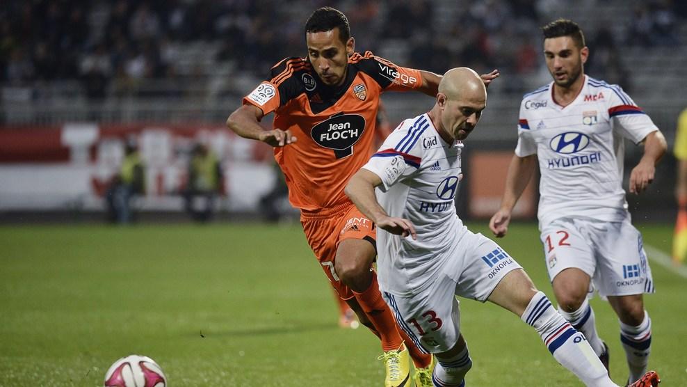 FC Lorient vs Olympique Lyonnais