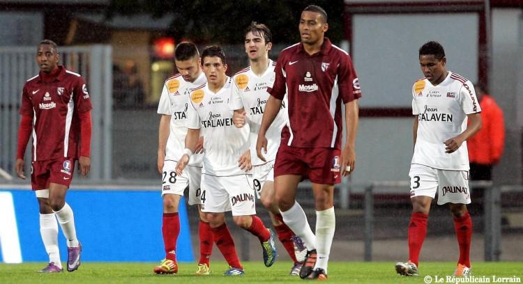 FC Metz - EA Guingamp