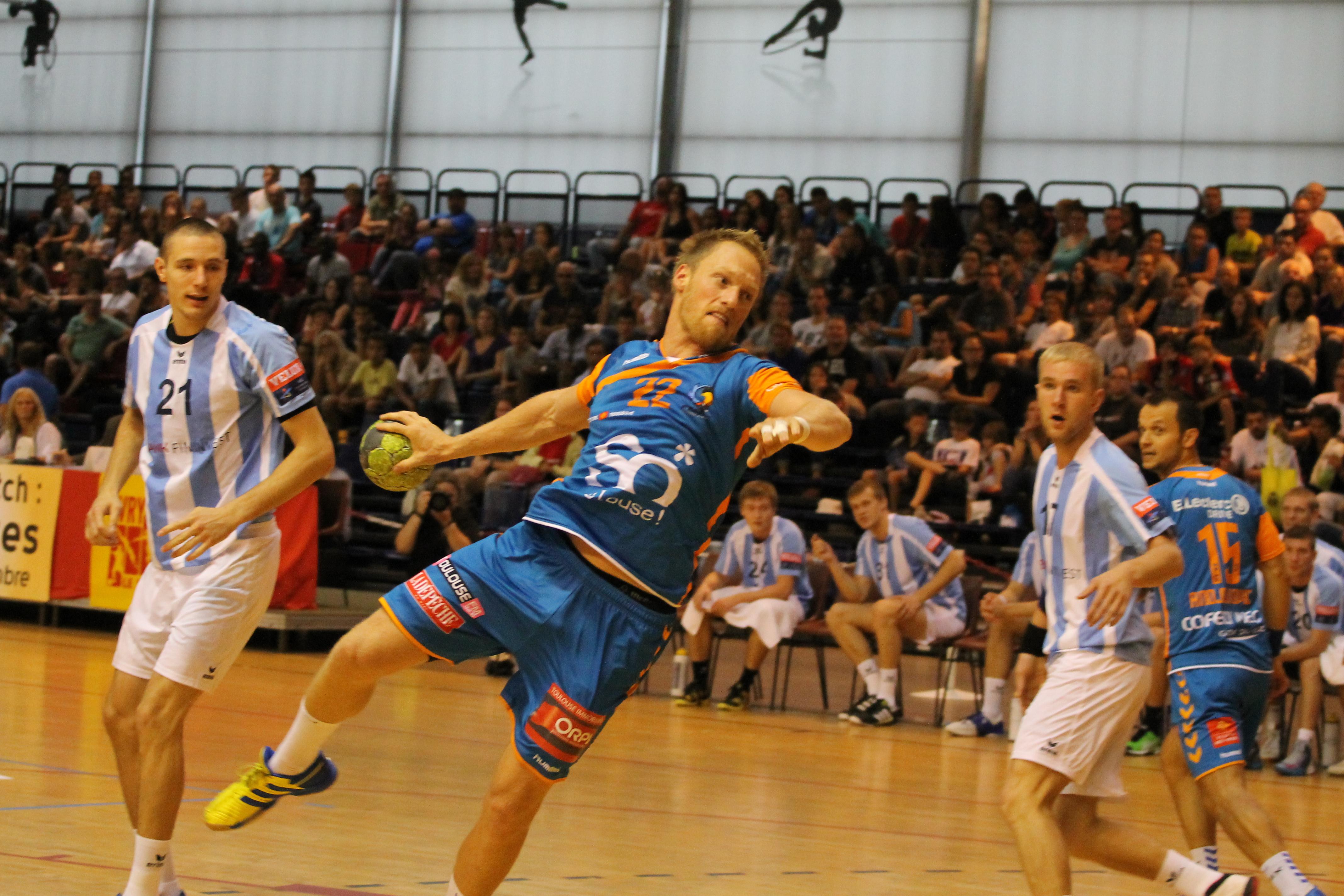 Fenix Toulouse handball retrouve le Palais de Sports