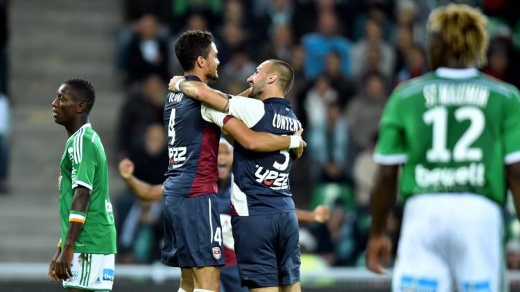 FOOTBALL : Bordeaux vs Saint Etienne - Ligue 1