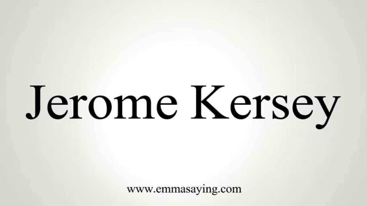 Mort de Jerome Kersey
