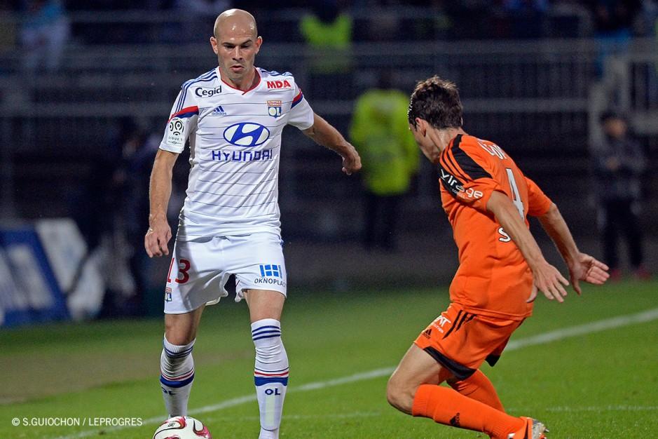 FC Lorient - Olympique Lyonnais