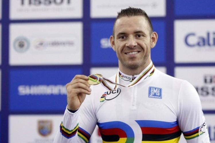 Pas de troisième médaille d'or pour François Pervis
