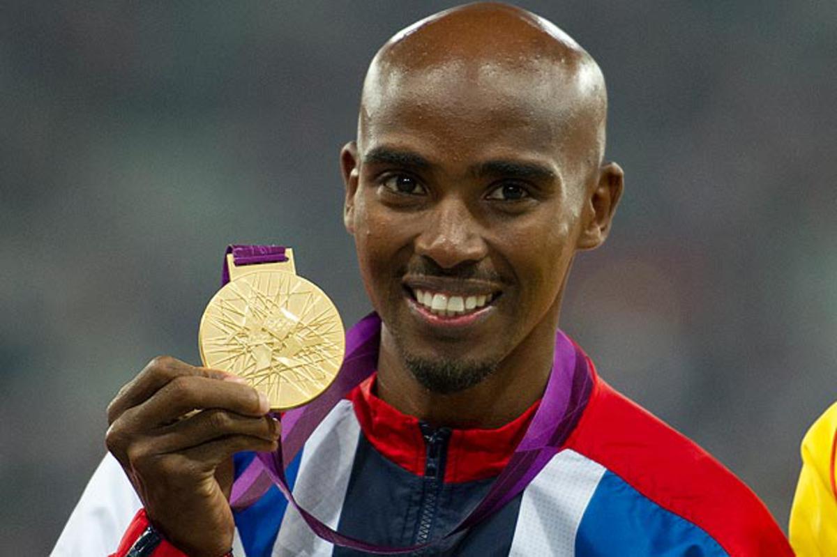 Record du monde du 2 miles indoor pour Mo Farah