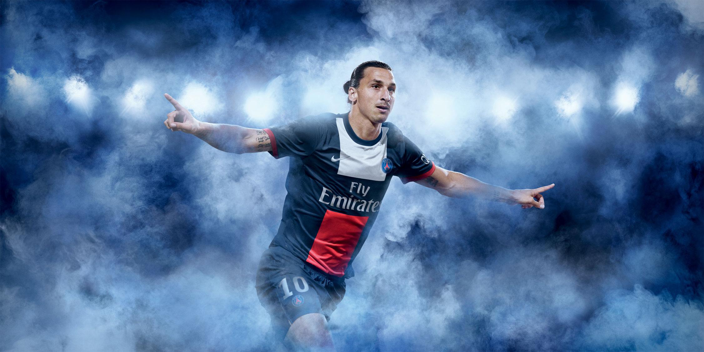 Zlatan Ibrahimovic profite de sa suspension pour prendre des vacances