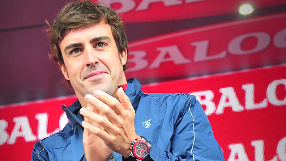 Fernando Alonso va bien après son tragique accident