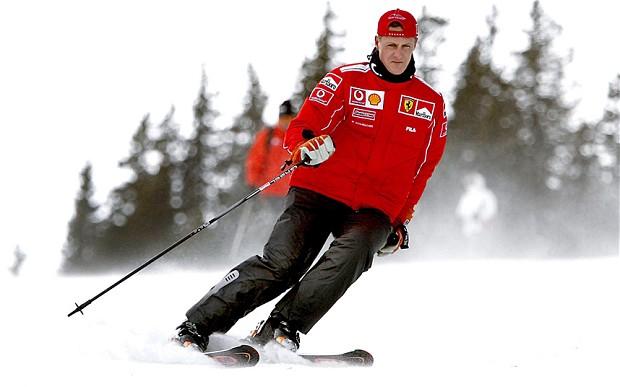A cause de l'accident de ski, les Schumacher ne peuvent plus proditer de leur maison de vacances en Norvège