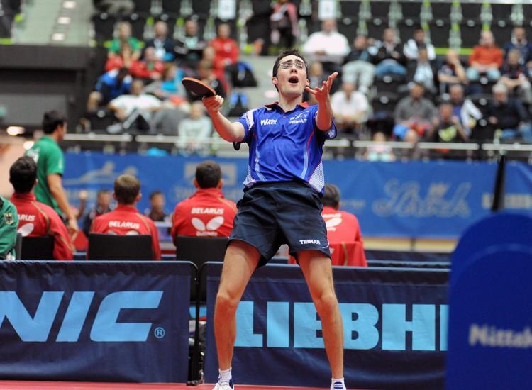 Adrien Mattenet a dominé Stéphane Ouaiche en finale