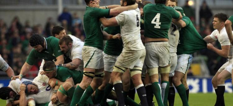 Angleterre - Irlande le choc des titans