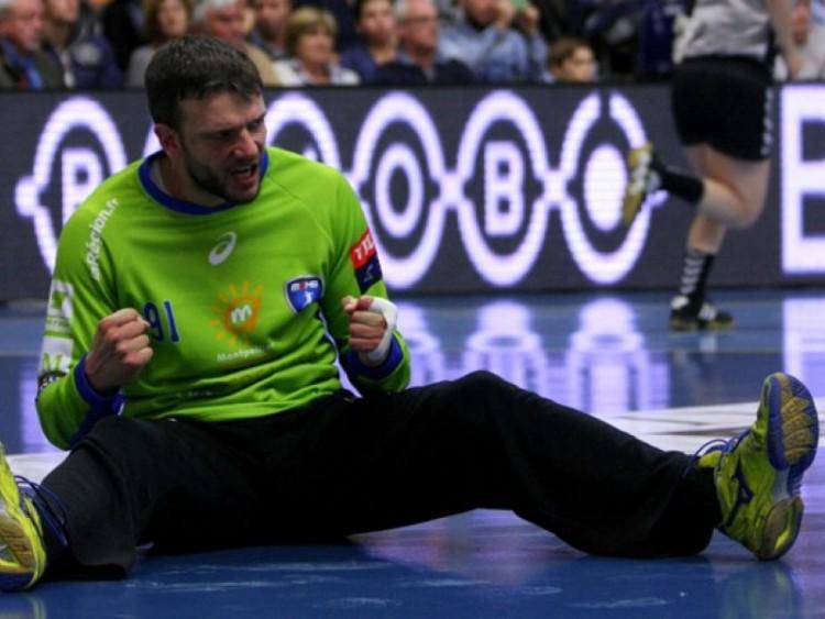 Arnaud Siffert la force de Montpellier