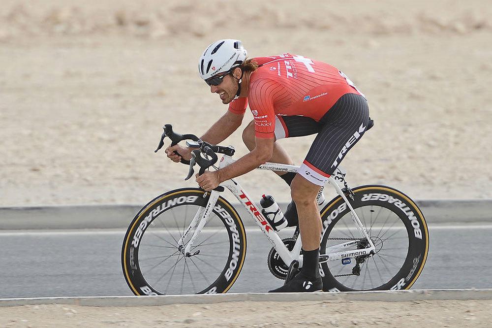 Fabien manquera le Tour des Flandres et Paris-Roubaix