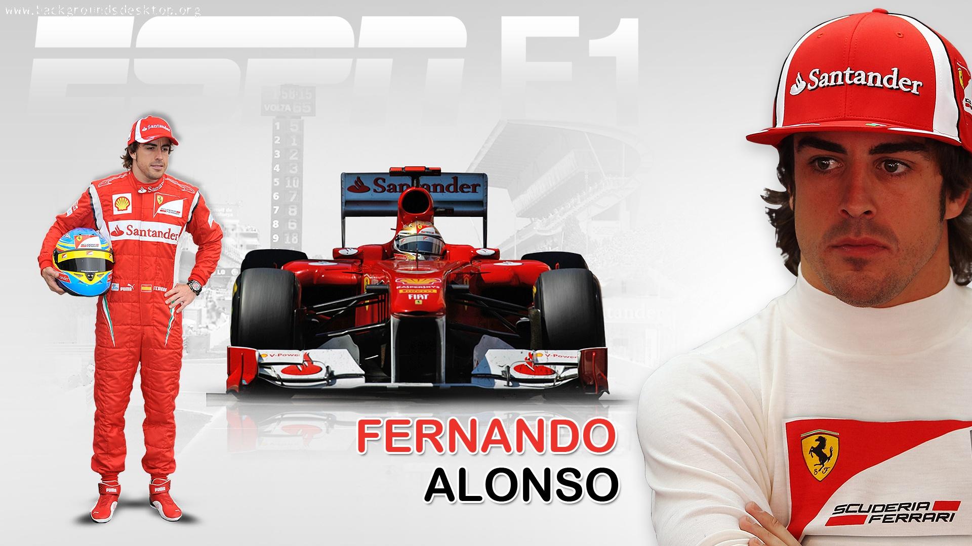 Fernando Alonso a enregistré une petite vidéo afin de rassurer ses fans