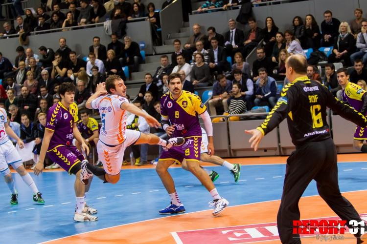 Handball - Toulouse vs Nantes