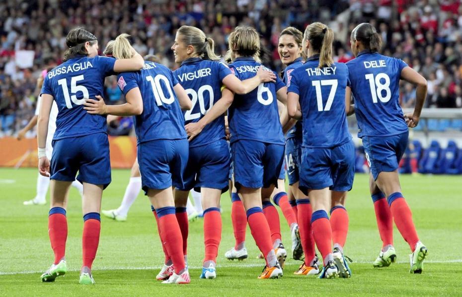 La France organisera la Coupe du monde féminine 2019