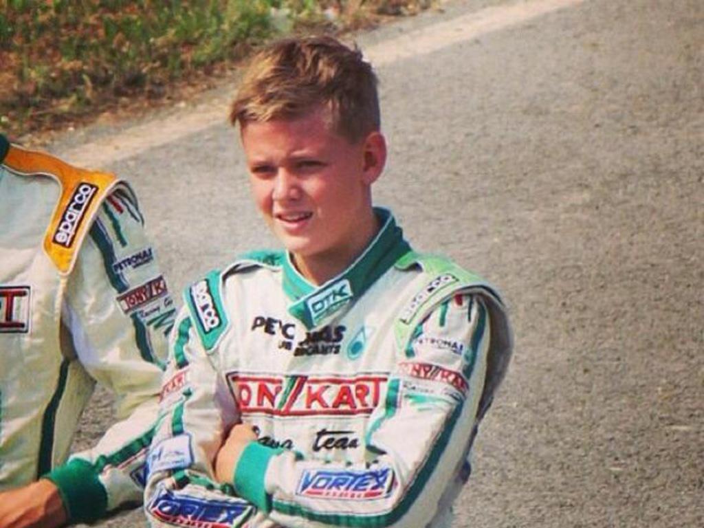 Le fils de Micheal Schumacher a été victime d'un accident