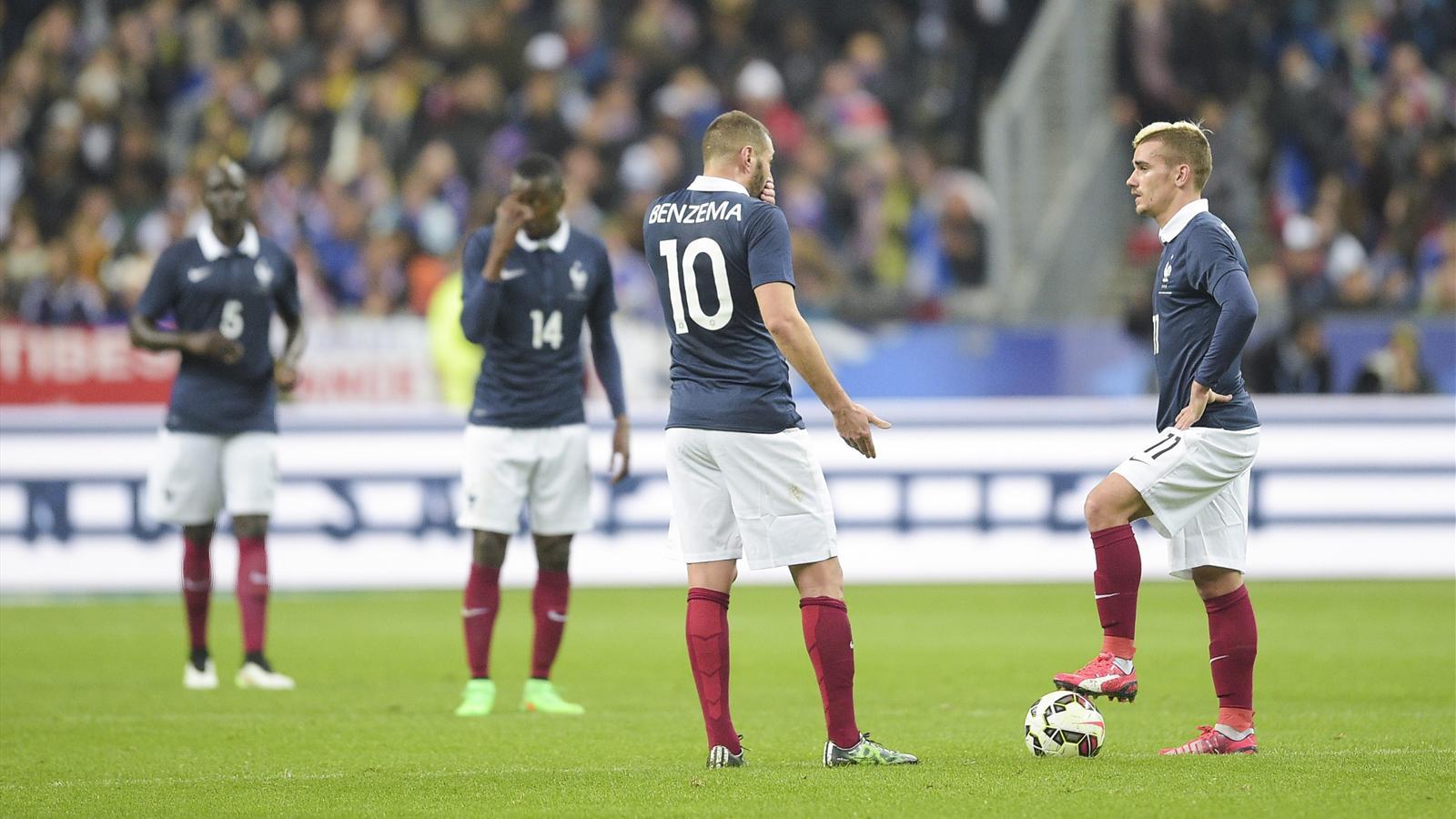 Match France - Brésil