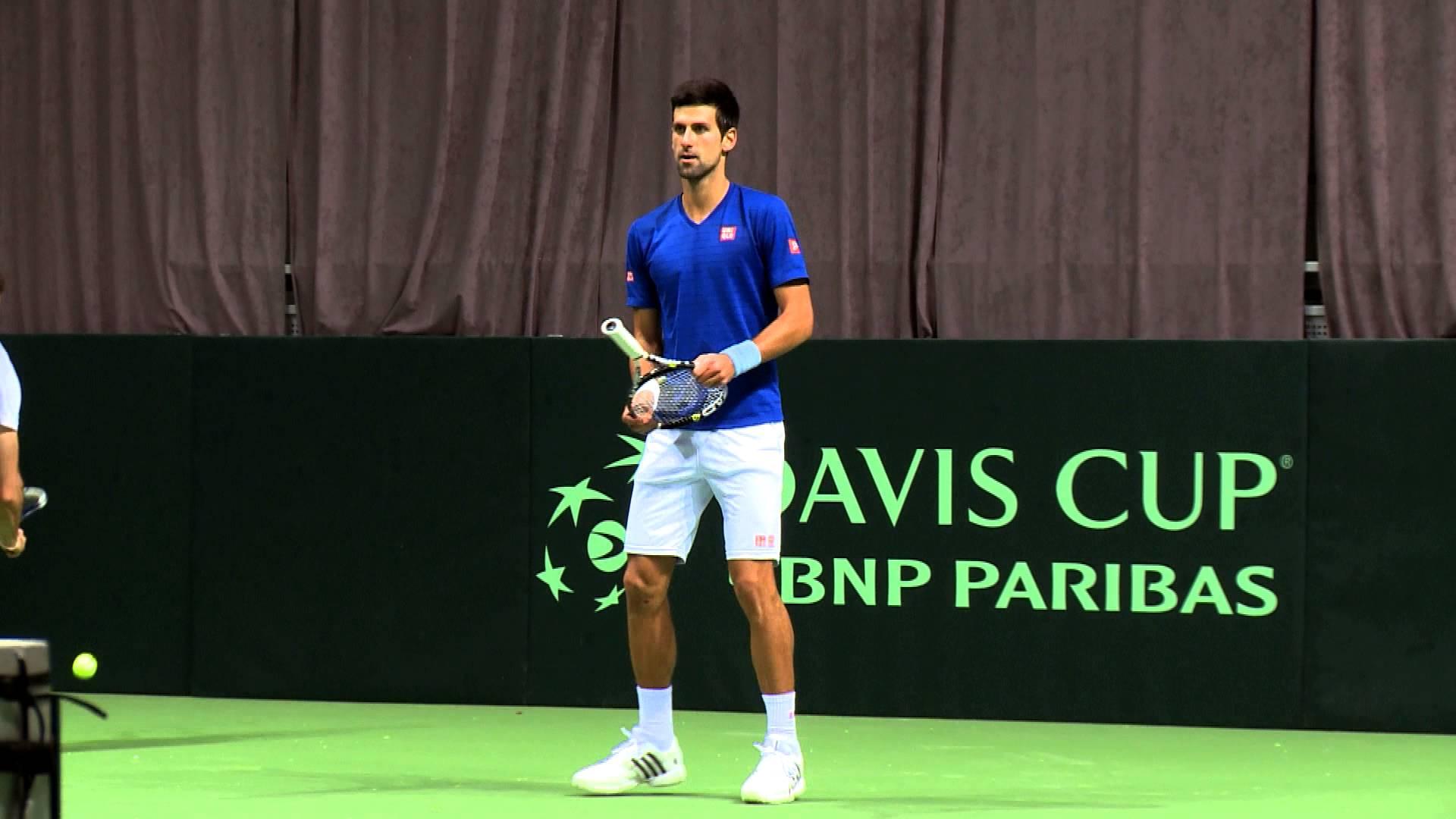 Novak Djokovic plaide pour le changement du format de la Coupe Davis