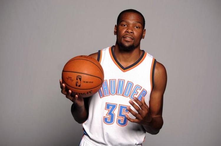 Pas de retour pour Kevin Durant