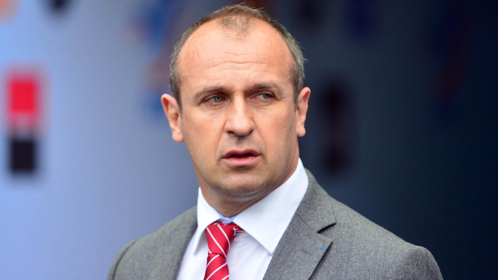 Philippe Saint-André a changé huit joueurs