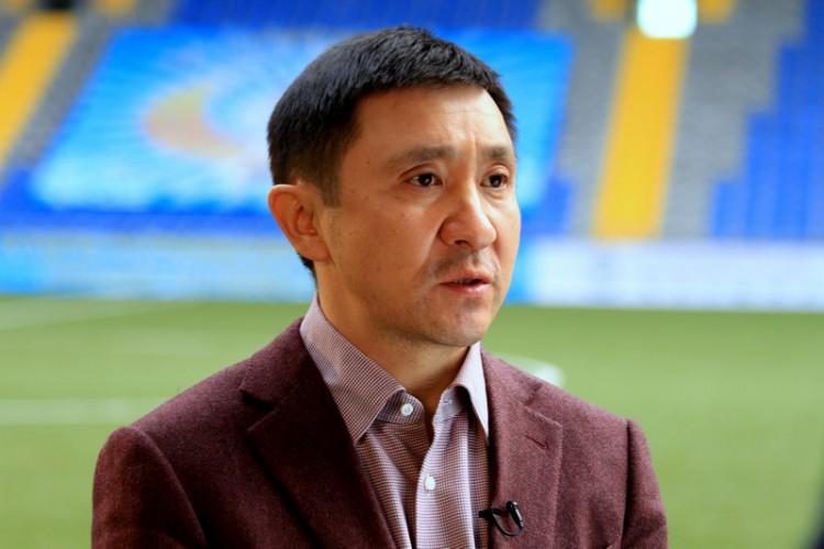 Yerlan Kozhagapanov annonce que le dossier du Kazakhstan est étudié