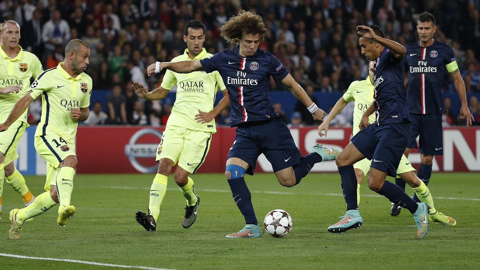 FC Barcelone - Paris Saint-Germain en direct
