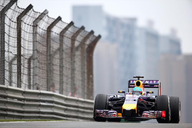 Grand Prix Formule 1 de Chine en direct