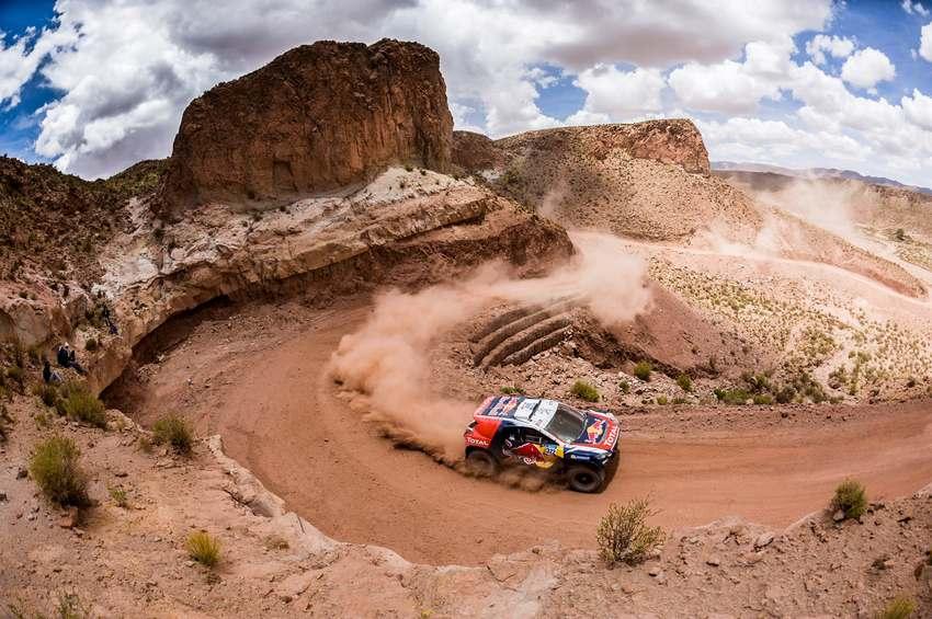 L'édition 2016 du Dakar ne passera pas par le Chili