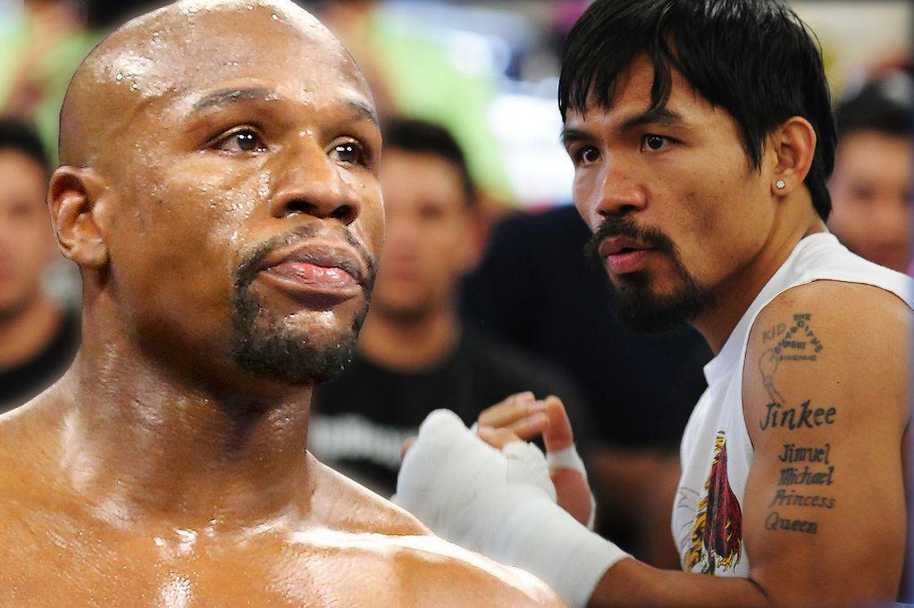 Le combat du siècle entre Manny Pacquiao et Floyd Mayweather peut ne pas avoir lieu