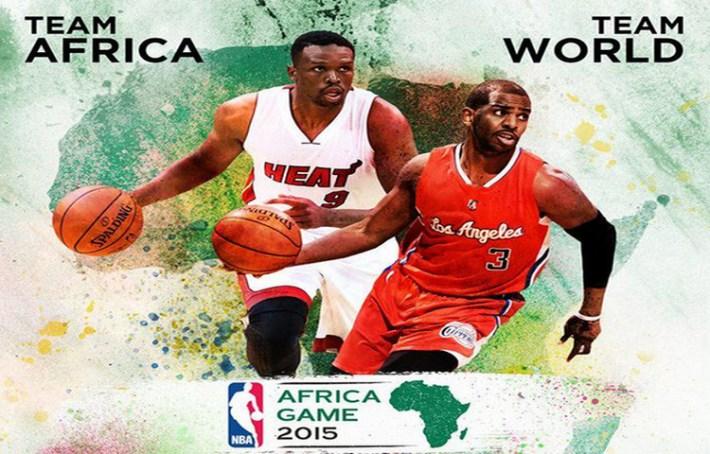 Afrique: Un premier match NBA de charité