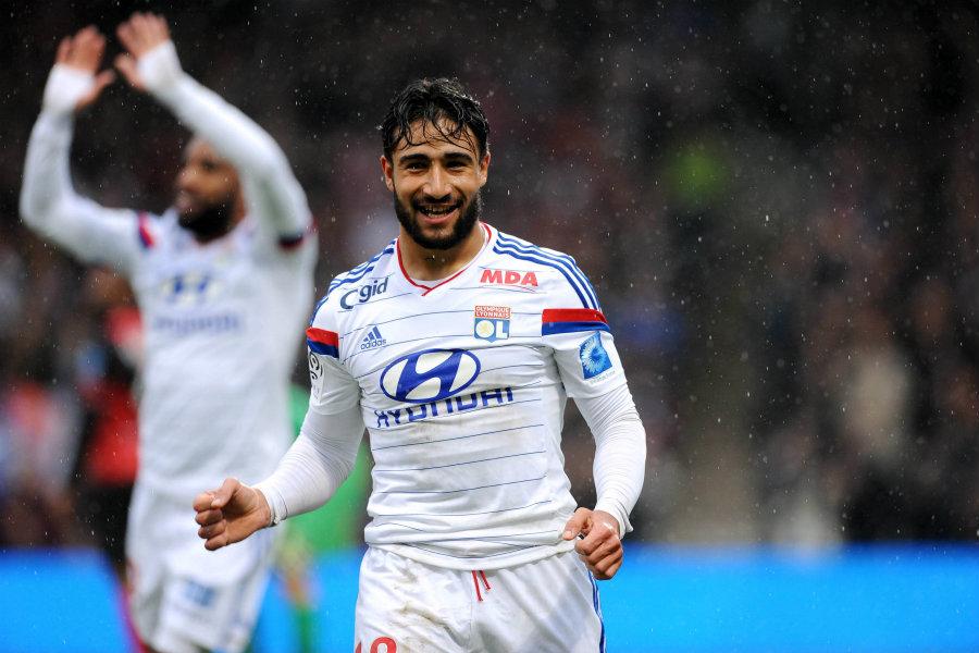 Nabil Fekir va renégocier son contrat avec son club