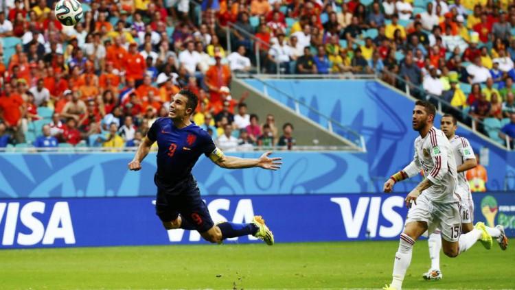 Pays-Bas vs Espagne