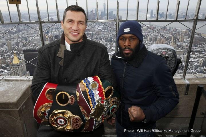 Boxe: Wladimir Klitschko maître des poids lourds