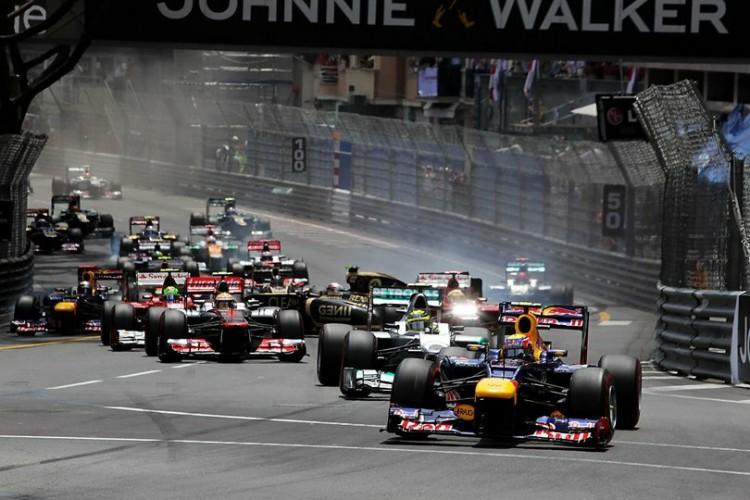 GP Formule 1 de Monaco en direct live streaming