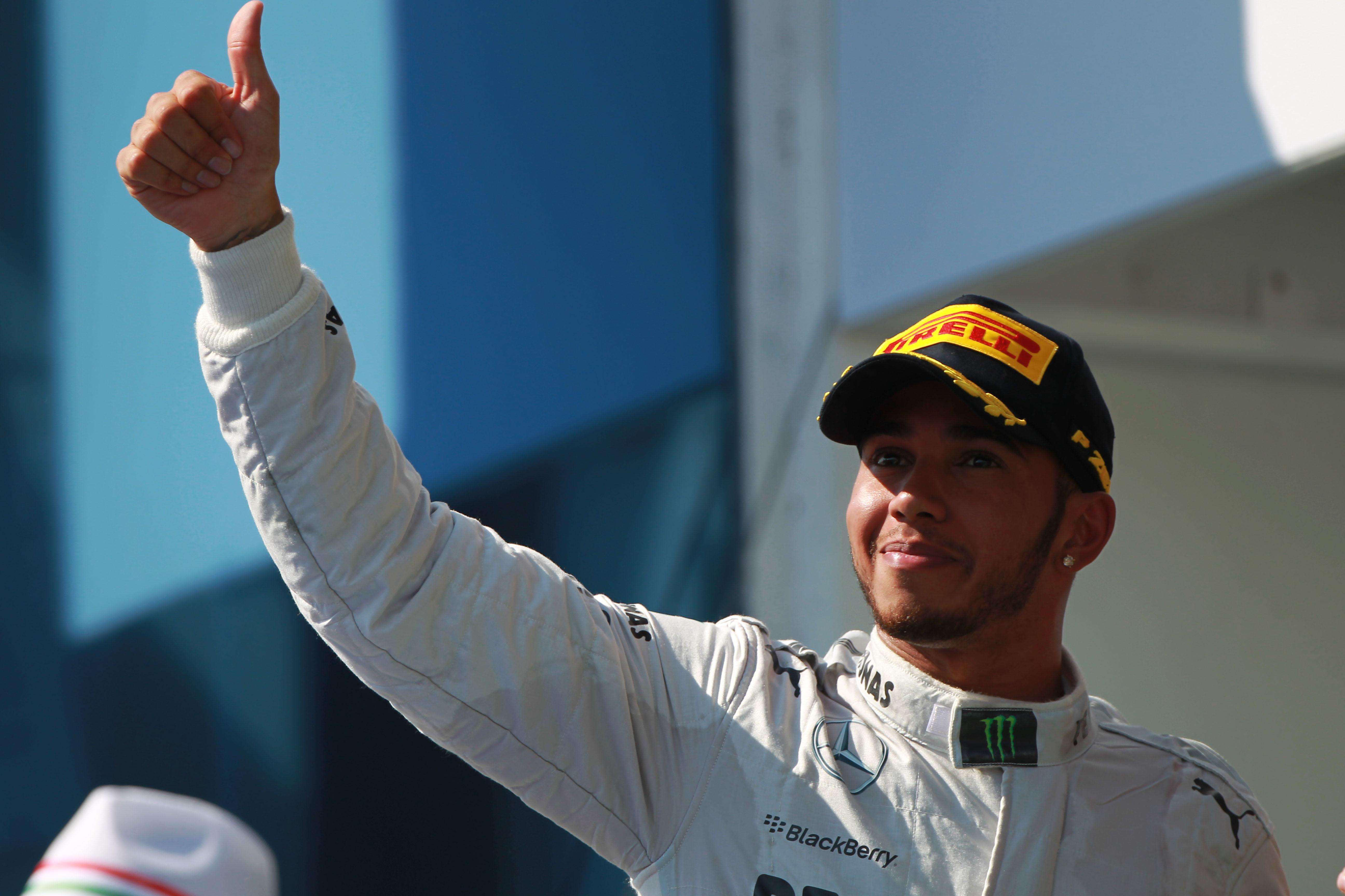Lewis Hamilton en pole pour le GP de Monaco