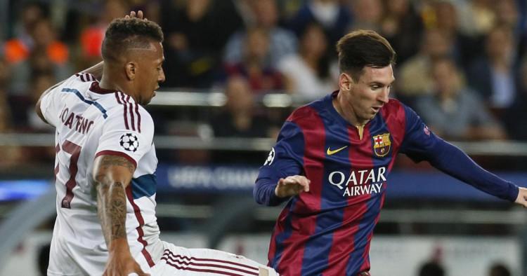 Match Bayern Munich vs FC Barcelone en direct