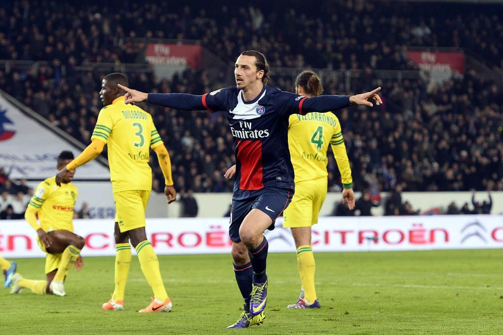 Match FC Nantes - Paris Saint-Germain en direct live