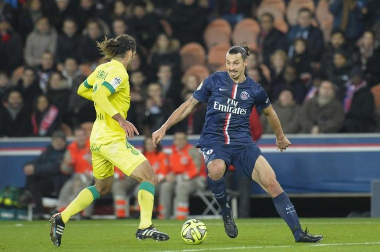 Match Nantes - PSG en direct live
