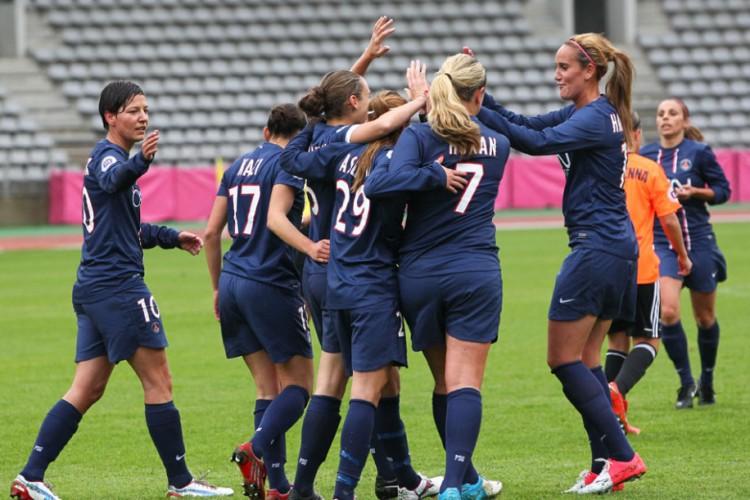 Finale Ligue des Champions (femmes): Paris Saint-Germain vs FFC Francfort