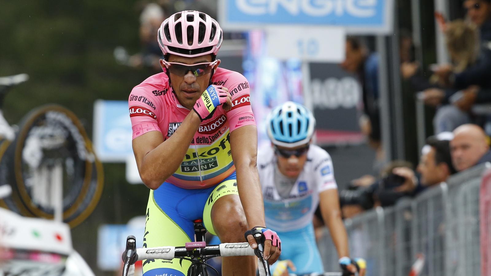 Tour d'Italie - GIRO 2015 - Étape 16 en direct live streaming