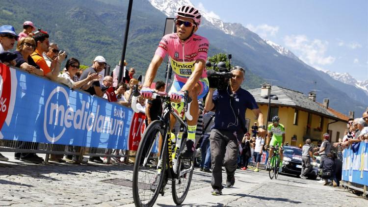 Tour d'Italie - Dernière étape du GIRO 2015 en direct live