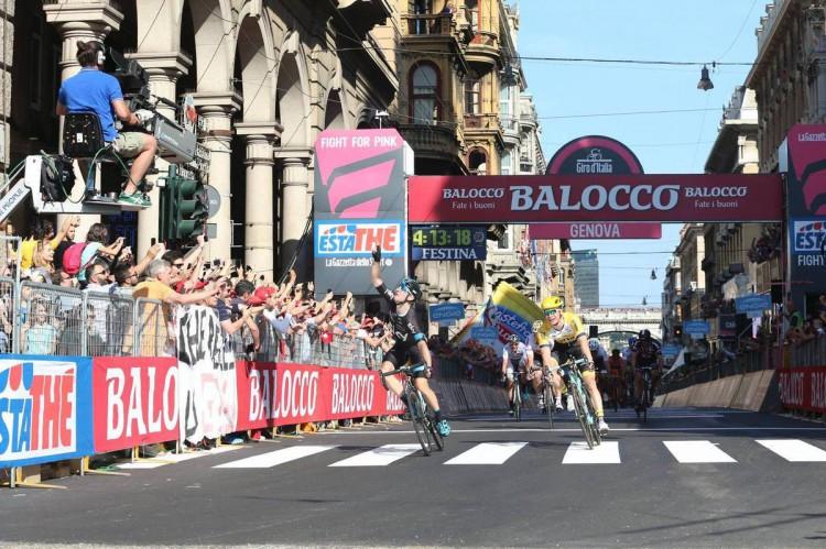 Tour d'Italie - 12ème étape du Giro 2015 en direct live streaming