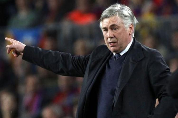 Carlo Ancelotti suspendu pour le reste de la saison !