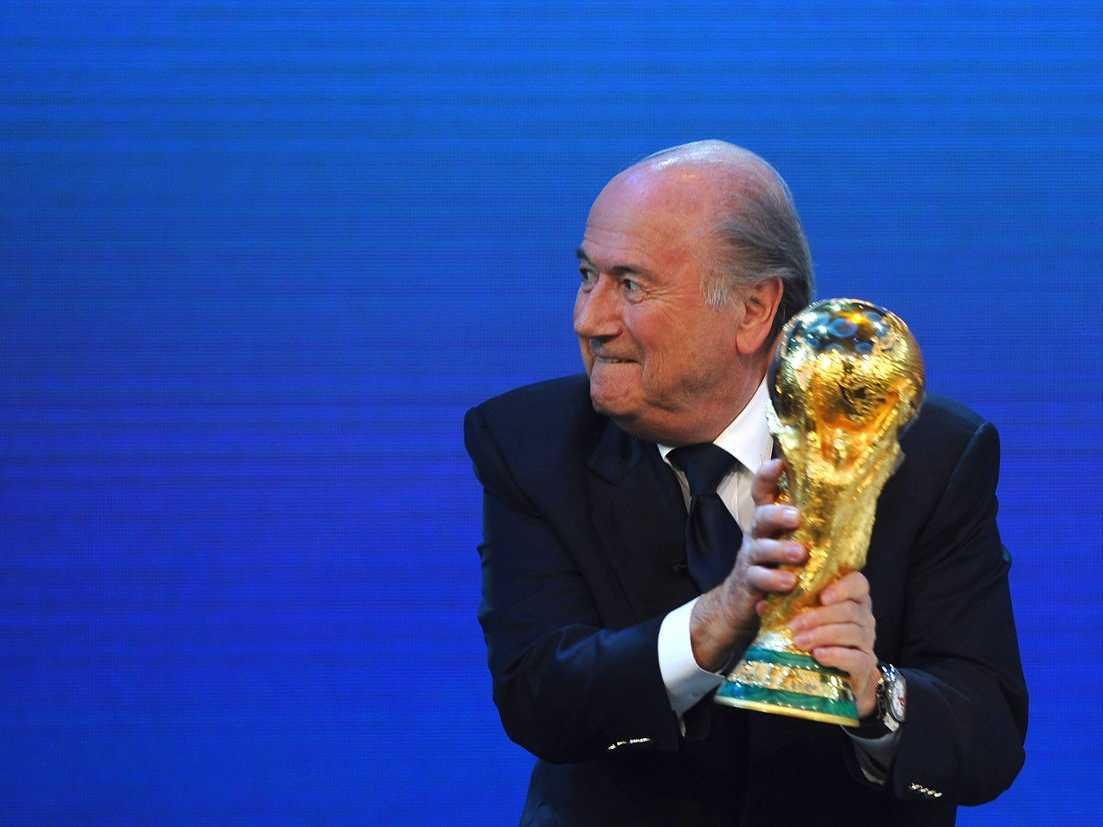 La justice américaine attaque officiellement la FIFA