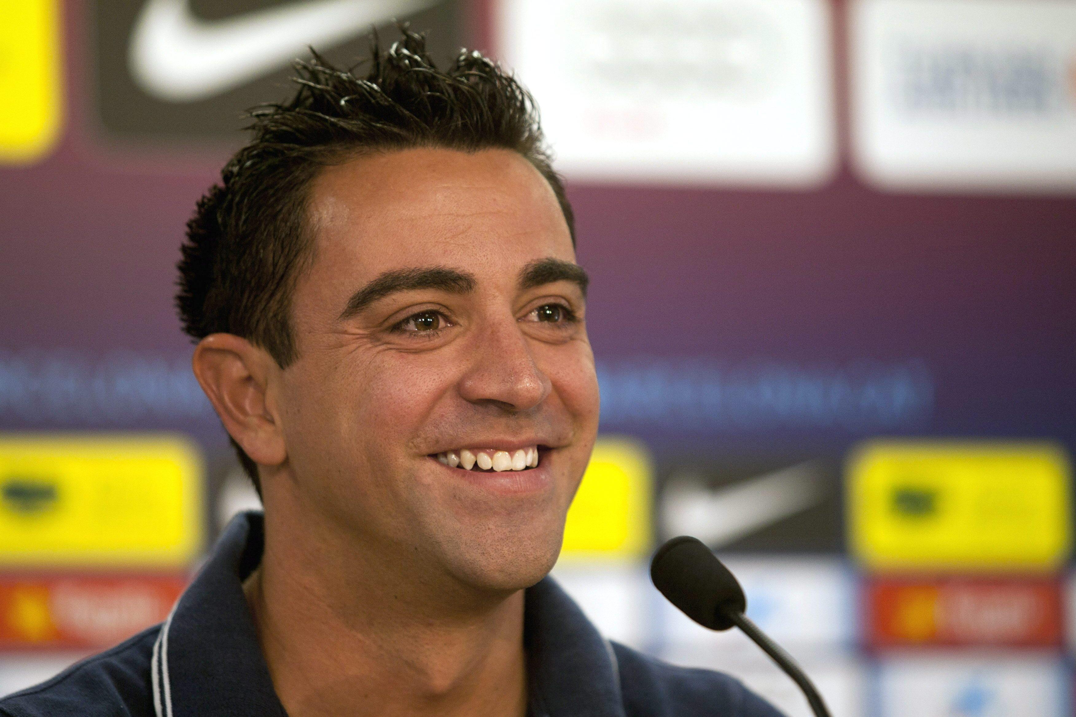 Xavi Hernandez annonce son départ du FC Barcelone pour le Qatar