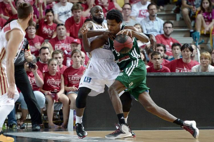 Basket Pro A - CSP Limoges vs SIG Strasbourg